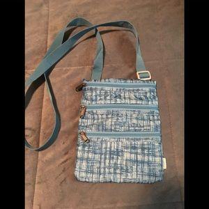 Eddie Bauer Cross Body travel purse